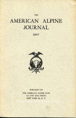 American Alpine Journal - Instagram